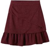 Prana Women's Leah Asymmetrical Tiered Skirt
