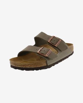 Express Birkenstock Arizona Leather Two-Strap Sandals