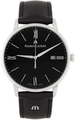Maurice Lacroix Black Eliros Date 40mm Watch