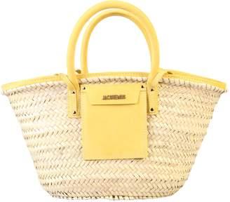 Jacquemus Le Panier Soleil Basket Bag