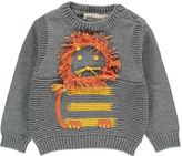 Stella McCartney Ira Lion Jumper