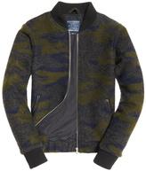 Superdry Evie Wool Bomber Jacket