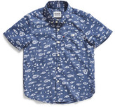 Rookie by Academy Flying Fish Short Sleeve Shirt (2-7 years)