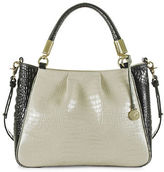 Brahmin Ruby Textured Leather Bag