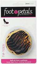 Foot Petals Womens Tip Toes 3-Pack Safari