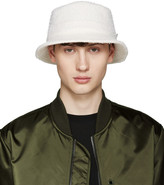 Larose Off-white Casentino Bucket Hat