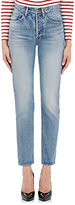 Saint Laurent WOMEN'S HIGH-WAIST JEANS