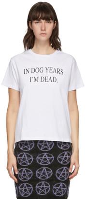 Ashley Williams White Dog Years T-Shirt