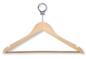 Honey-Can-Do 24-Pc. Hotel Suit Hangers