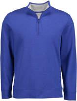 Vineyard Vines Men's Pullover Sweaters 0974 - Royal Ocean Saltwater Quarter-Zip Pullover - Men