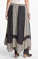 Free People 'Heirloom' Embroidered Peasant Skirt