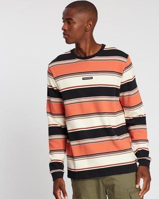 Volcom Canionne Long Sleeve Crew Sweater