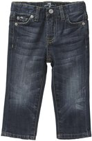 7 For All Mankind Standard Jeans (Baby) - New York Dark-18 Months