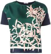 Moncler floral print top