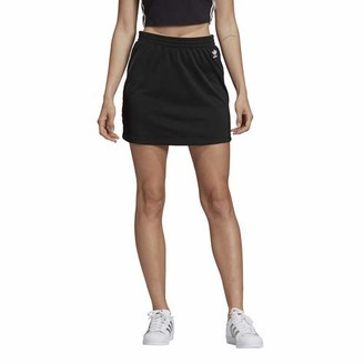 adidas Women's Styling Complements Skirt -Black L/G