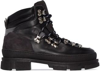 Ganni Winter City hiking boots