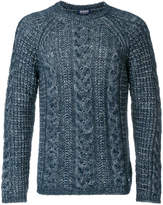 Woolrich cable knit sweater