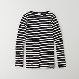 Edith A. Miller striped crewneck tee