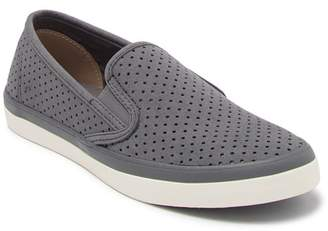 Sperry Seaside Perforated Varsity Slip-On Sneaker
