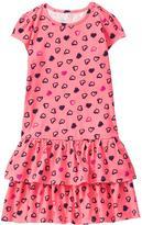 Gymboree Heart Ruffle Dress