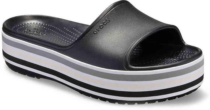 32e2276282 Bold Color Platform Slide Sandal - Women's