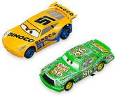 Disney Dinoco Cruz Ramirez & Chick Hicks Die Cast Twin Pack - Cars 3