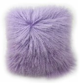 Blissliving Home 'Tanzania Halima' Genuine Shearling Pillow