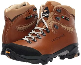 Zamberlan Vioz Lux GTX RR (Waxed Camel) Women's Shoes