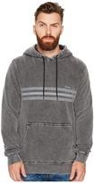 RVCA Seven Stripe Fleece Men's Sweatshirt