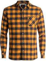 Quiksilver Mens Motherfly Flannel Woven Shirt