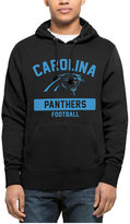 '47 Men's Carolina Panthers Gym Issued Hoodie