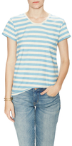 Marc by Marc Jacobs Pam Striped Jersey T-Shirt