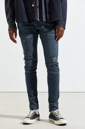 G Star G-Star 5620 3D Zip Knee Skinny Jean