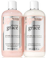 philosophy Amazing Grace Anniversary Shampoo &conditioner Duo