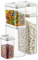 Container Store 39 oz. Stacking Canister 1150 ml.