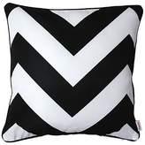 Indo Soul Indosoul Aztec Outdoor Cushion, Black