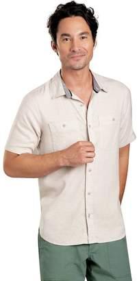 Toad&Co Taj Hemp Short-Sleeve Slim Shirt - Men's
