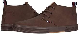 Ben Sherman Bradford Chukka (Dark Grey Nylon/Textile) Men's Shoes