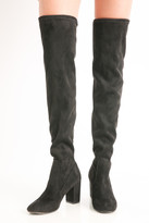 Pull On Over The Knee Boots - ShopStyle