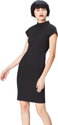 Find. Cowl Neck Party Dress