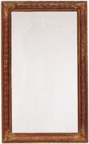 Rejuvenation Classical Etched Mirror w/ Ribbon and Laurel Motif