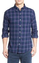 Bonobos Men's Slim Fit Plaid Sport Shirt