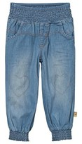 Hust&Claire Baggy Washed Denim Trousers