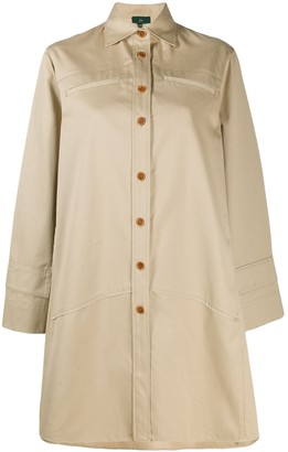 Jejia Swing Trench Coat
