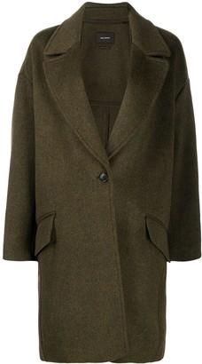Isabel Marant Single-Breasted Sack Coat