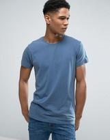 Brave Soul Premium Snow Wash Vintage Look T-Shirt