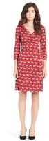 Diane von Furstenberg Limited Edition Chinese New Year New Julian Two Wrap Dress