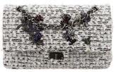 Chanel Tweed Garden Party 2.55 Reissue 225 Flap Bag