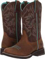 Ariat Women's Delilah Round Toe Work Boot,11 B US