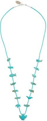 Jessie Western animal pendant necklace